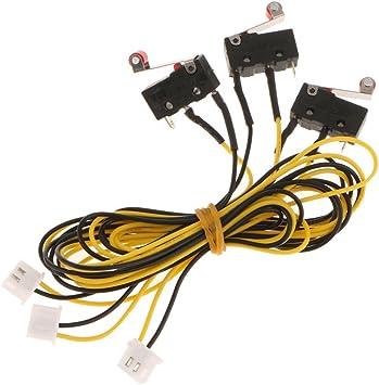 MagiDeal 3piece Cable De Impresora Límite de Fin de Carrera ...