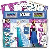 Style Me Up! Disney Frozen Portfolio