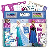 Style Me Up - Disney Frozen Coloring Book for Girls