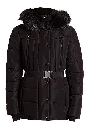 0551a0a1d Amazon.com: Michael Michael Kors Black Down Coat: Clothing