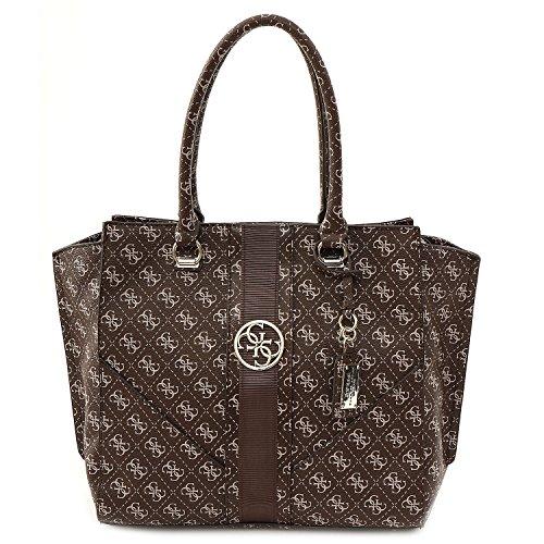 Guess SG455923 Bolso Shopper Mujer Sintético Marrón TU