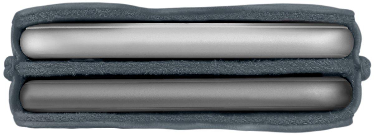 ullu Sleeve for iPhone 8 Plus/ 7 Plus - Smoke Up Grey UDUO7PPL08 by ullu (Image #5)