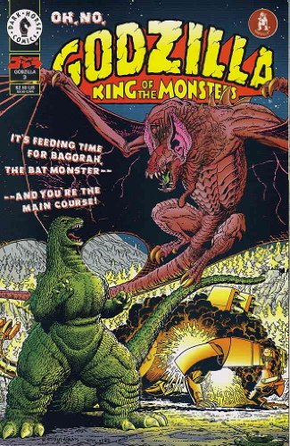 Godzilla (Dark Horse) #3 VF/NM ; Dark Horse comic book