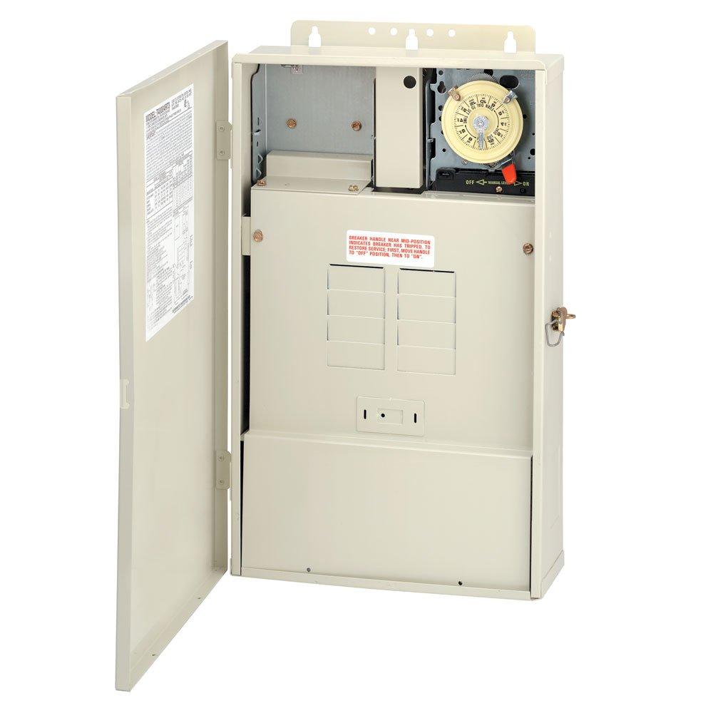 Intermatic T40004RT1 Pool Panel with Transformer 100-Watt
