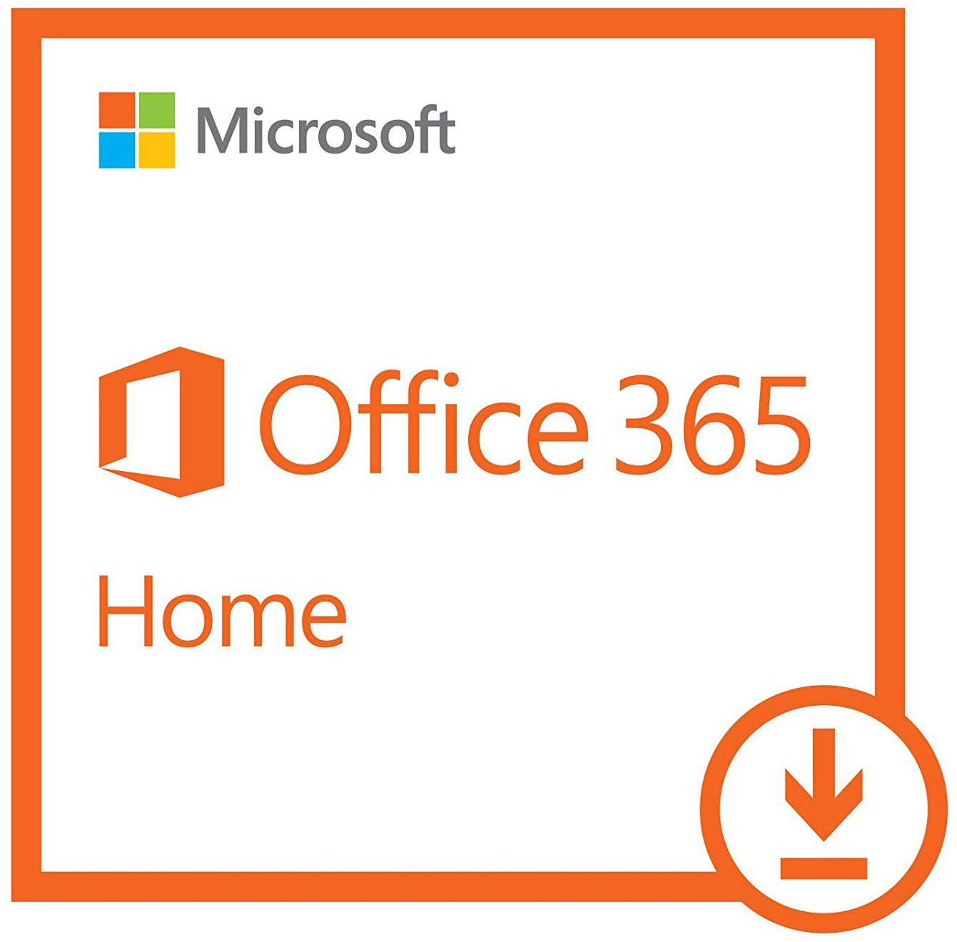 Amazon.com: Microsoft Office 365 Home | 1 Year Subscription | with ...