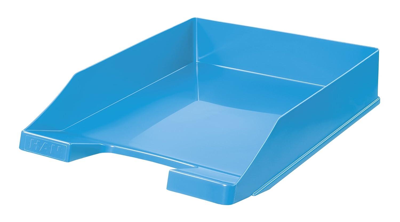 blau 1 Karton = 10 St/ück Han Briefablage A4