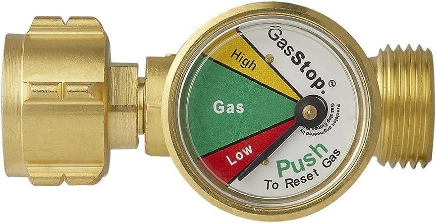 GasSTop Gas Stop Notschlussarmatur Propangas sicherheit bruchsicherung boot