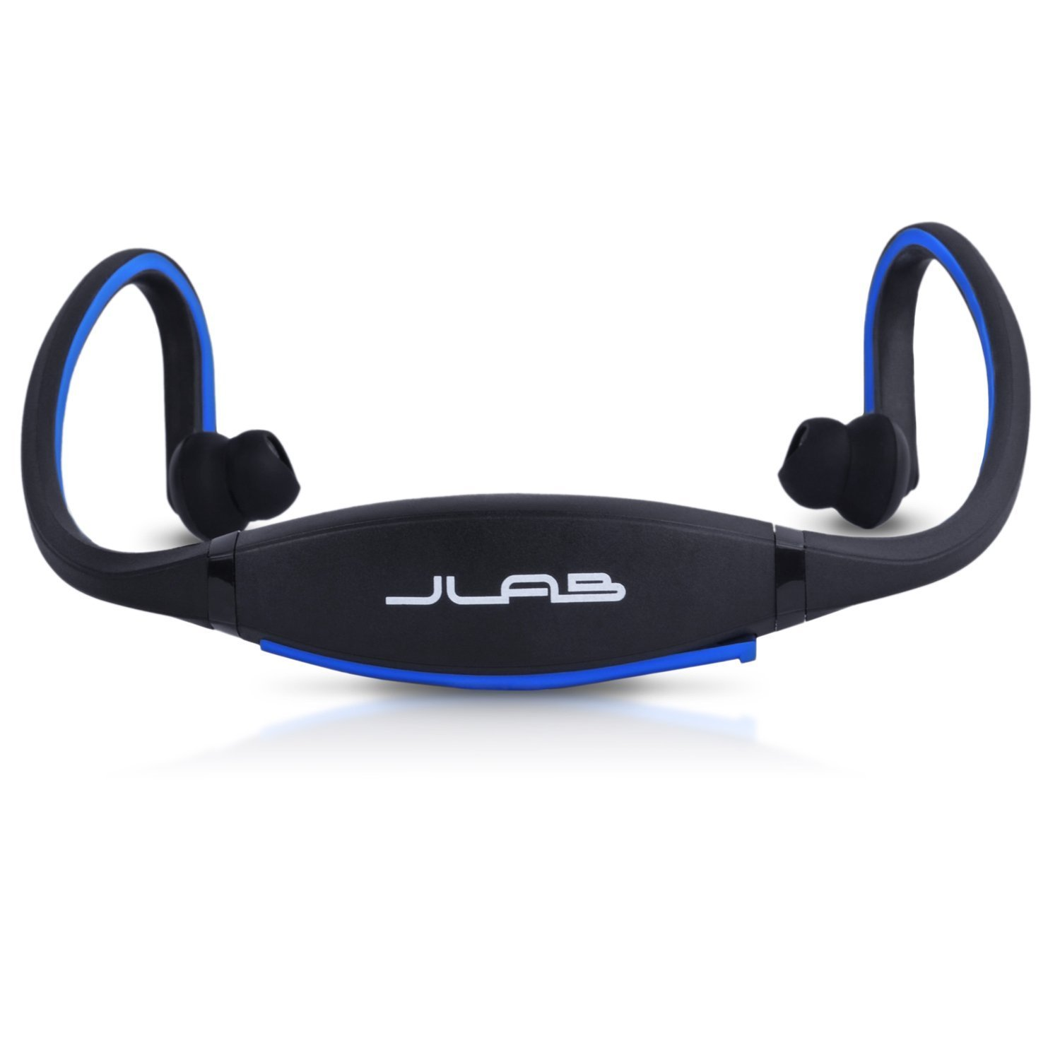 Amazon.com: JLab GO Wireless Bluetooth Headphones (Blue) (Discontinued by  Manufacturer): Home Audio & Theater