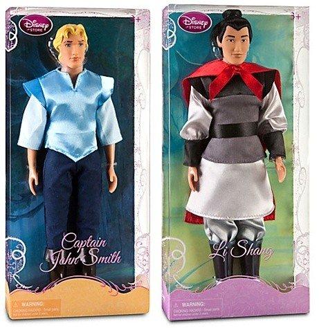 Disney Store 10 Disney Princes 12 Quot Classic Doll Toy