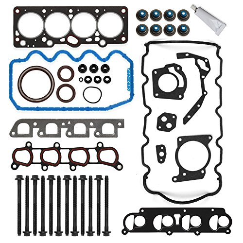 Engine Head Gasket Set with Bolts Replacement For Ford Focus Escort Tracer 2.0l L4 VIN P
