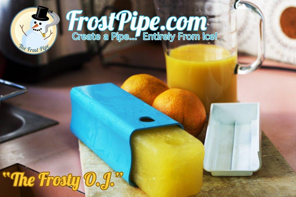 Amazon.com: El tubo de Frost... La Tubería de hacer de hielo ...