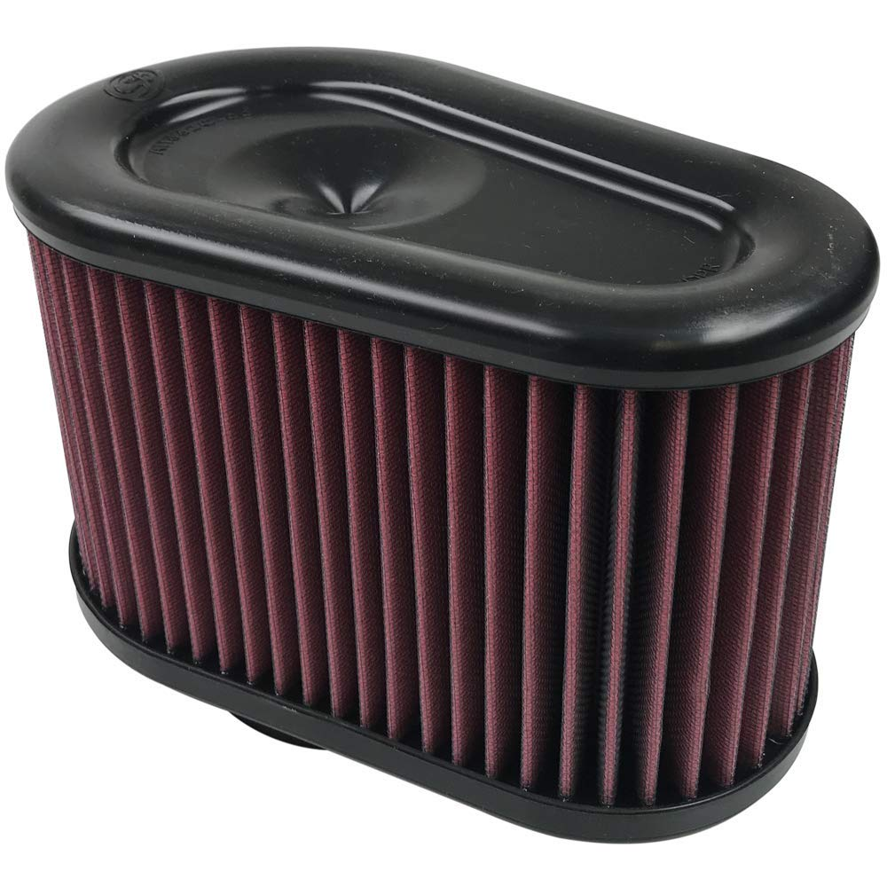 S&B KF-1039 Intake Replacement Filter-Cotton Cleanable Filter