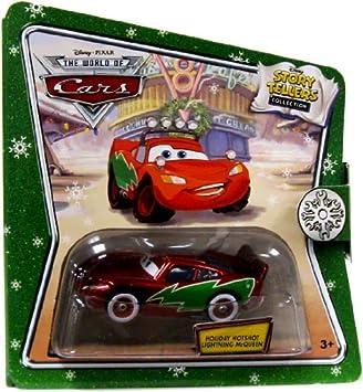 Disney Pixar Cars Diecast Holiday Hotshot Lightning McQueen ...