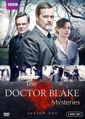 Doctor Blake Mysteries: Season 1 Craig McLachian Nadine Garner Rick Donald Joel Tobeck
