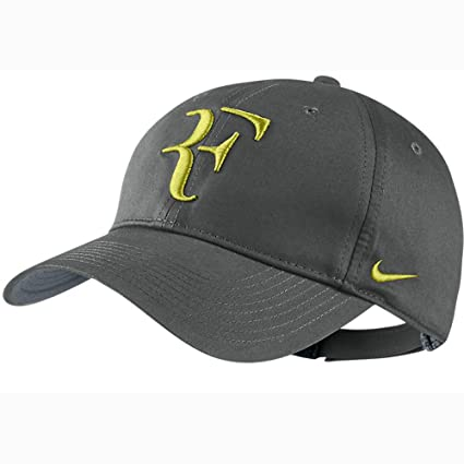 Image Unavailable. Image not available for. Color  Mens Nike Roger Federer  RF Hybrid Adjustable Hat ... 4bf43cce50a