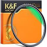 K&F Concept 67mm UV Lens Filter - HD MCUV Scratch-Resistant Ultraviolet Protection Filters for DSLR Camera Lens Nanotech Coat