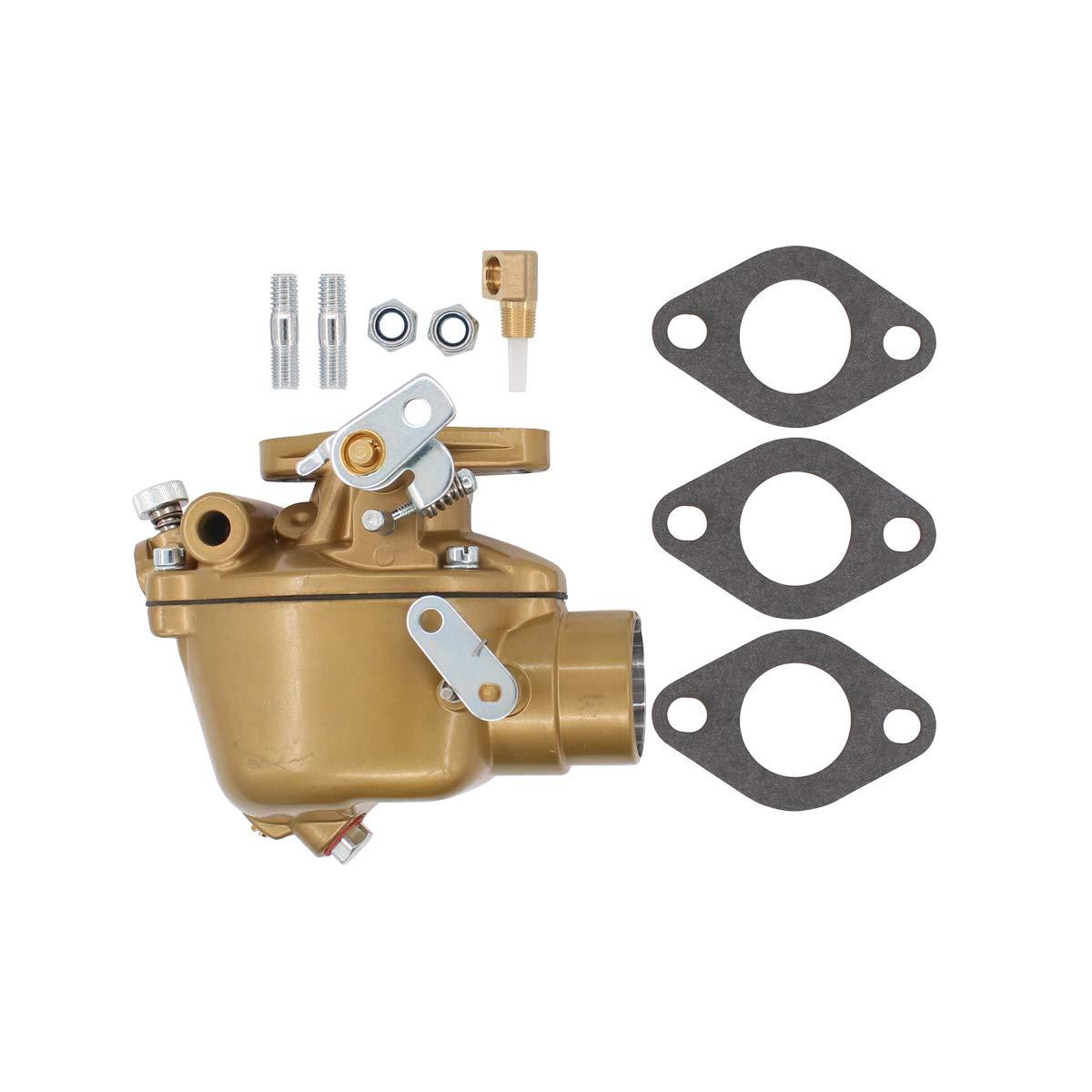 ApplianPar Carburetor Carb for Massey Ferguson TO35 35 40 50 F40 135 150 202 204 Harris Tractor Marvel Schebler TSX605 TSX683 TSX882 533969M91 181532M91 183576M91 194065M91
