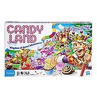 Hasbro Gaming Juego de mesa Candy Land Kingdom Of Sweet Adventures para niños de 3 años en adelante (exclusivo de Amazon)