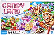 Hasbro Gaming Candy Land Kingdom Of Sweet Adventures Board Game For Kids Ages 3 & Up (Amazon Exclusive),Re