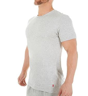 249f0674c0 Polo Ralph Lauren Men's Supreme Comfort Knit Crew Tee at Amazon Men's  Clothing store: