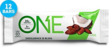 12 Pack ONE Protein Bars, Gluten Free Protein Bars 2.12 oz
