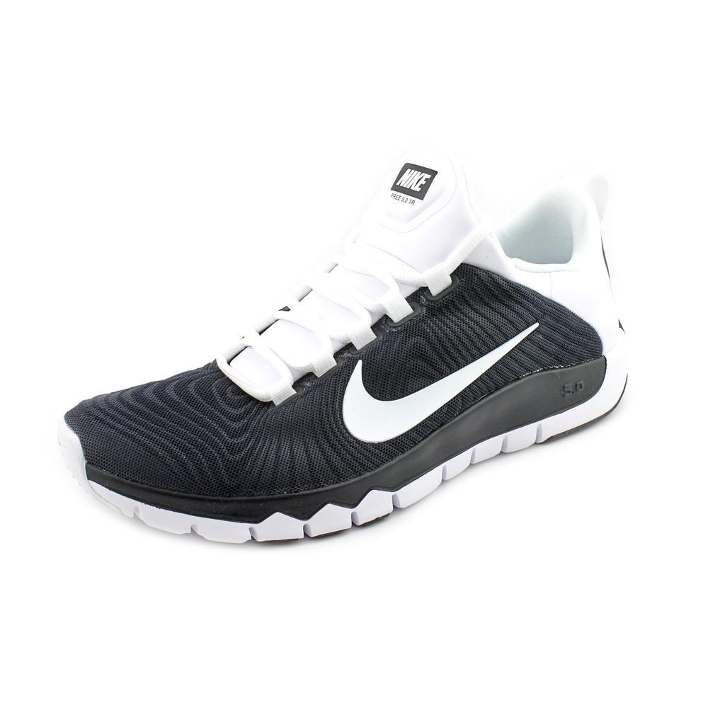 san francisco afac9 c4960 NIKE Free Trainer 5.0 TB Mens Black Mesh Running Shoes Size UK 13   Amazon.co.uk  Shoes   Bags