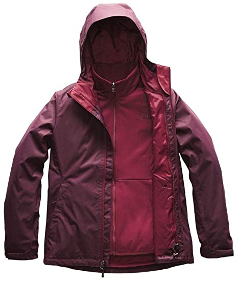 The North Face Women's Arrowood Triclimate Jacket Fig