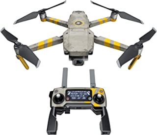 product image for Dystopia Decal Kit for DJI Mavic 2/Zoom Drone - Includes 1 x Drone/Battery Skin + Controller Skin