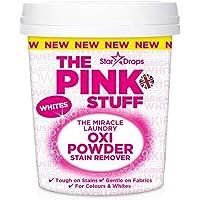 The Pink Stuff Oxi Powder Stain Remover - Whites, 1 kilograms
