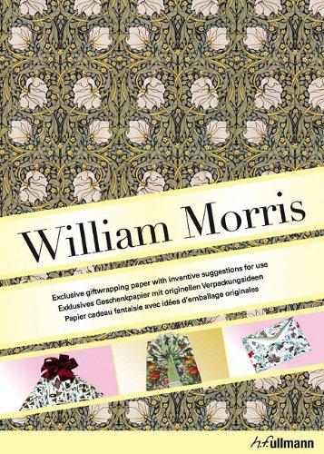 Gift Wrap Paper William Morris