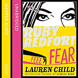 Feel the Fear (Ruby Redfort, Book 4) Audiobook