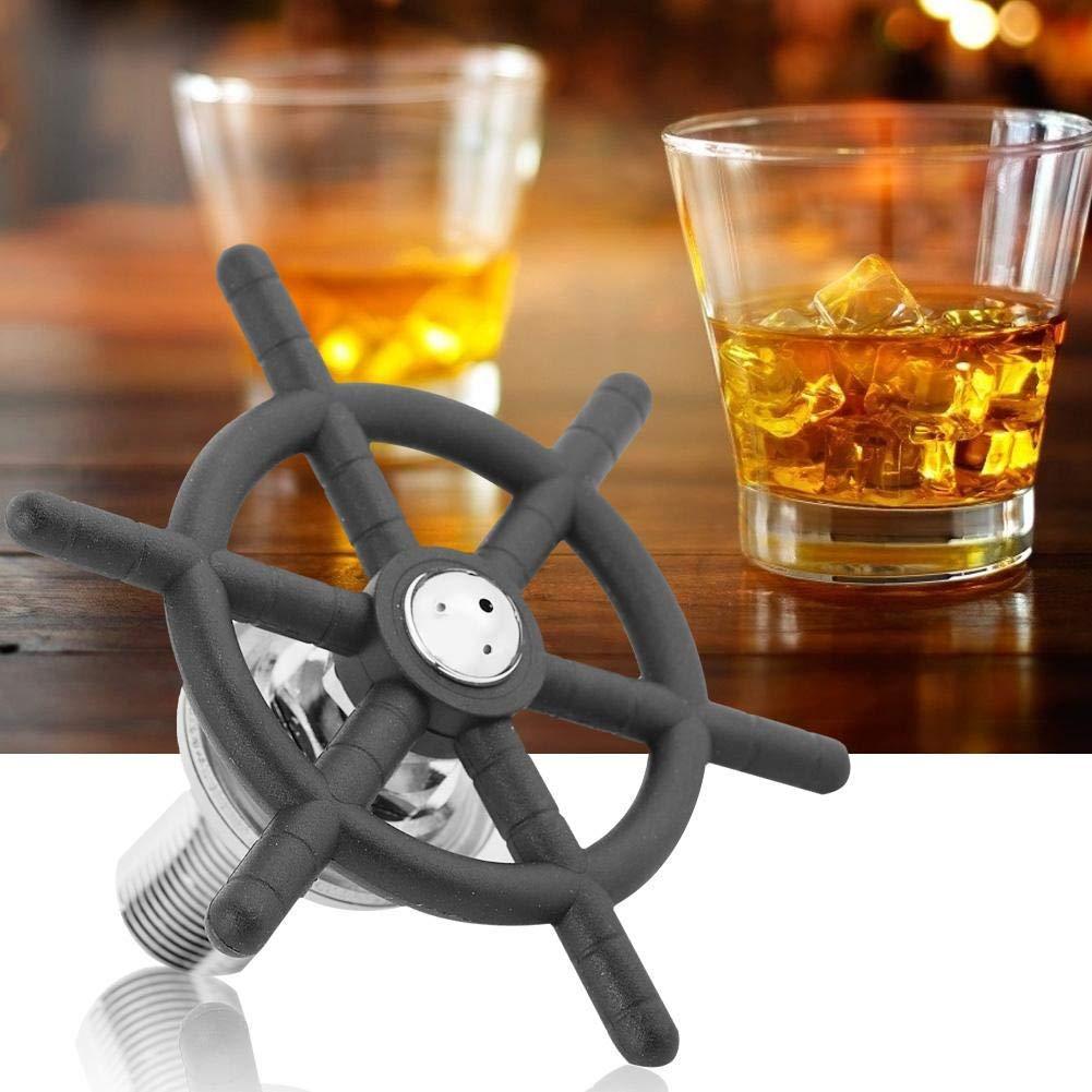 Jeffergarden Edelstahl Bar Glass Rinser Wasserhahn Kopf f/ür Bierglas Kaffeetasse