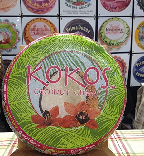 KoKos - Coconut Gouda Cheese 1lb by HolanDeli