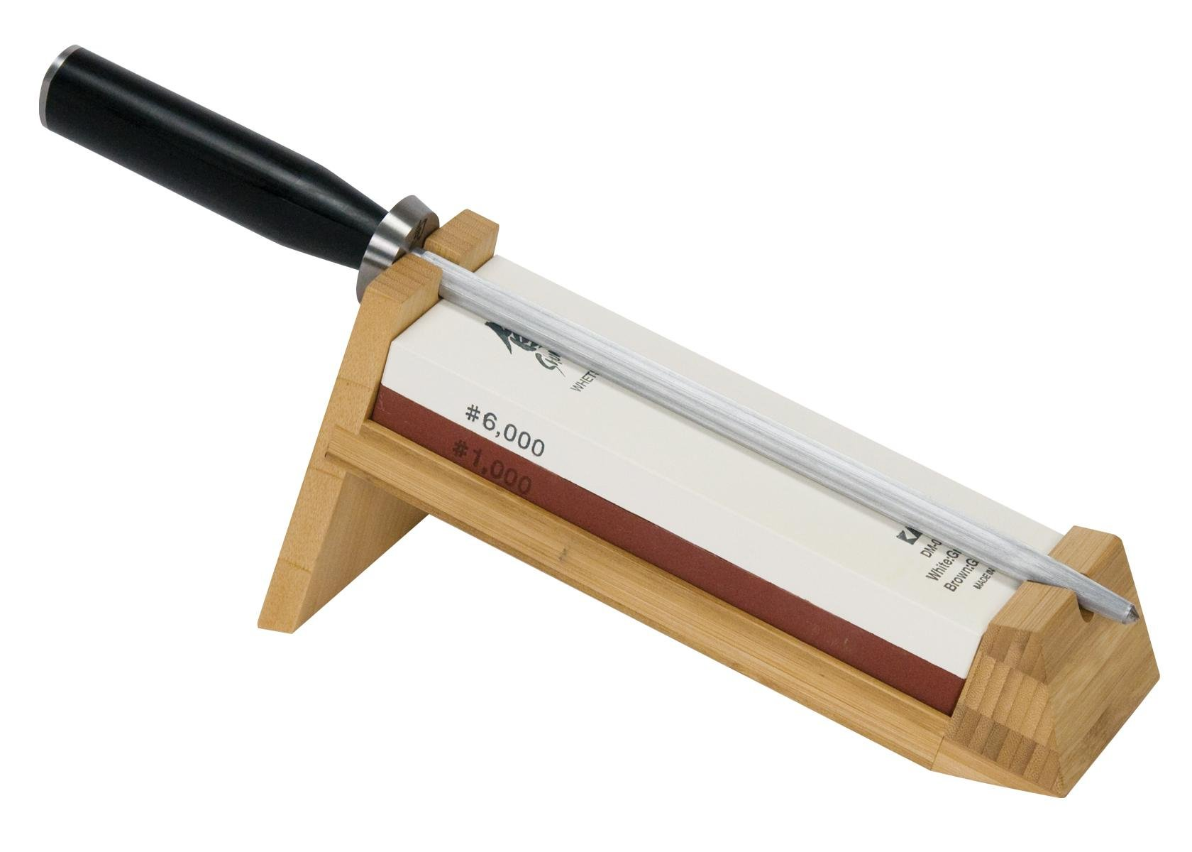Shun DM0610 Classic 3-Piece Whetstone Sharpening System