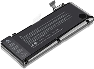 New 65.7Wh A1322 Laptop Battery 6000mAh Compatible with MacBook Pro 13 inch A1278 Laptop Battery(Mid 2009 2010 Early 2011 Late 2011 Mid 2012 Version) MB990LL/A MB991LL/A MC375LL/A MD314LL/A MC724LL/A