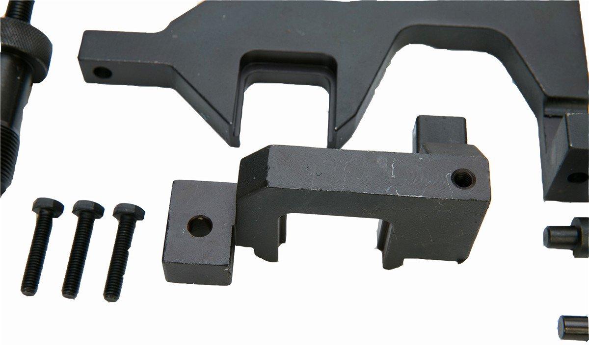 Outils de r/églage du moteur compatible avec BMW N13 N18 F20 F30 Mini R55 R56 985 FreeTec 8 pi/èces Taxe Cha/îne Outils