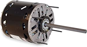 A.O. Smith FDL1016 1/6 HP, 1075 RPM, 3 Speed, 115 Volts2.5-3.0 Amps, 48 Frame, Sleeve Bearing Direct Drive Blower Motor