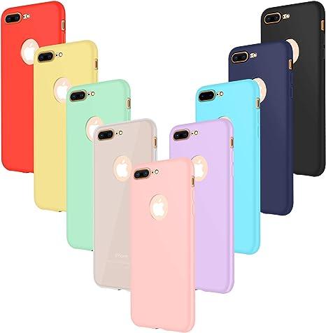 custodia in silicone iphone 7 plus