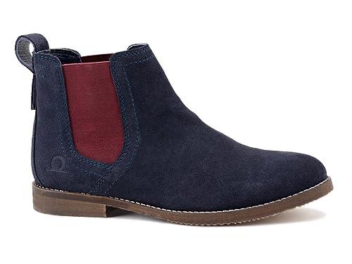 0fcbe1a7778 Chatham Chelsea Boots Premium Suede Leather Ladies - Rachel: Amazon ...