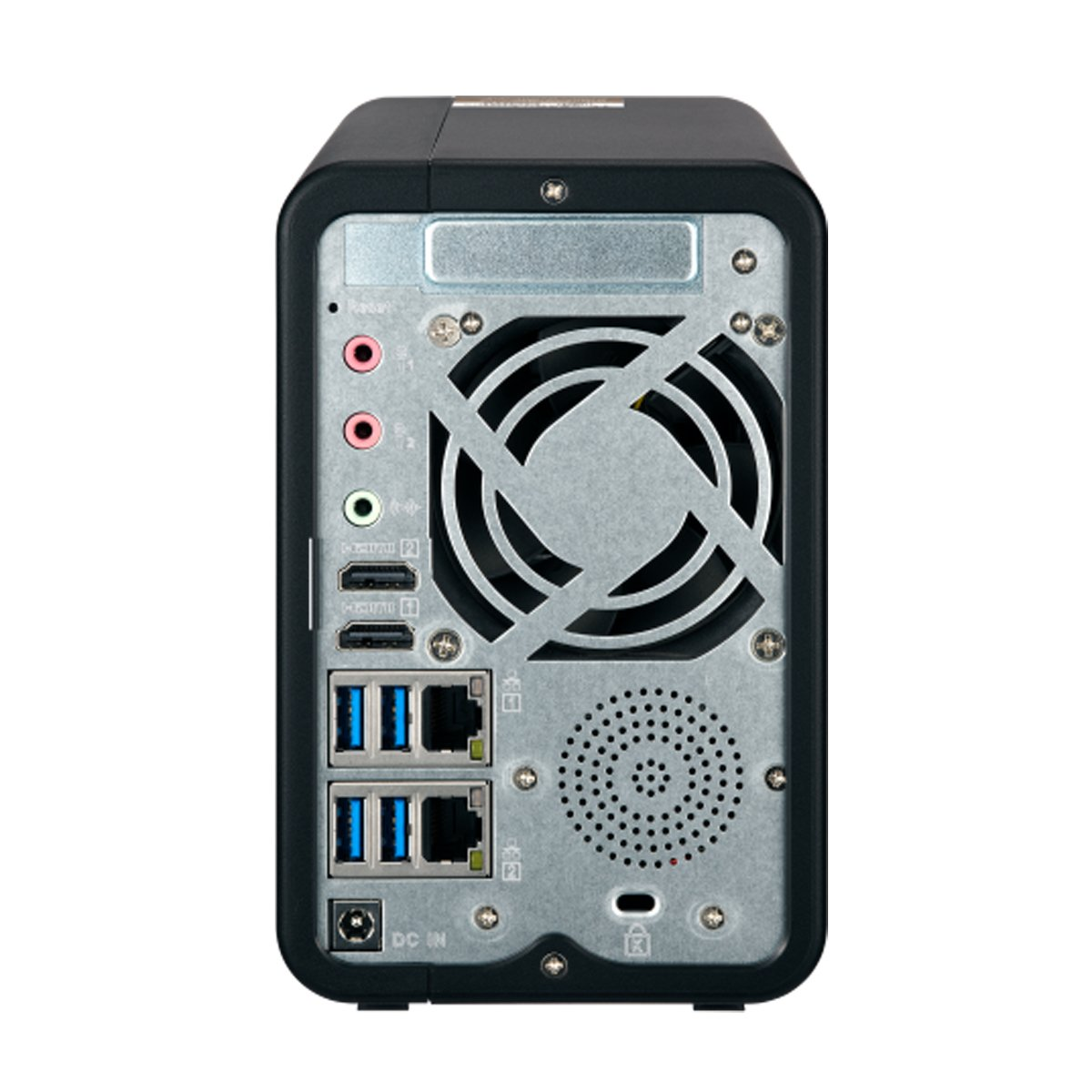 QNAP TS-253Be-2G-US 2-Bay Professional NAS. Intel Celeron Apollo Lake J3455 Quad-core CPU with Hardware Encryption by QNAP (Image #4)