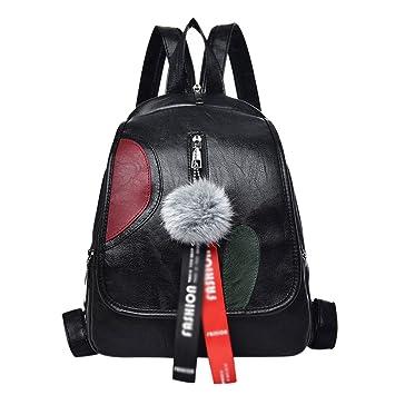 Doitsa Mini mochila mujer niña bolsas a la Mode educativo y viaje – bolso bandolera pequeño