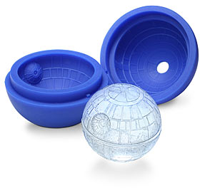Death Star Ice SPHERE Mold | ThinkGeek