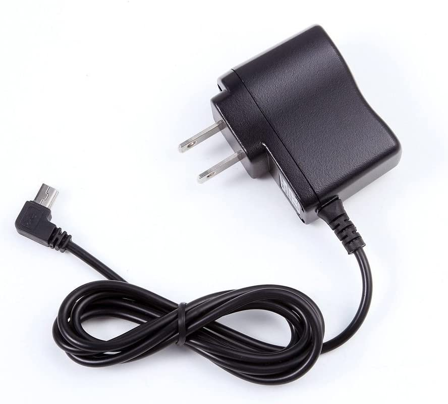 MaxLLTo 1A AC//DC Wall Power Charger Adapter For Garmin GPS nuvi 30 LM//T 50 LM//T 55 LM//T