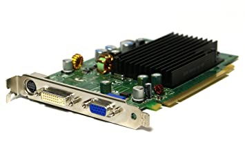 Genuine Dell DT240 DK315 CH484 NVIDIA GeForce 7300LE 128MB PCIe x16 DVI VGA Video Graphics Card