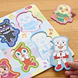 Anpanman Happy floppy puzzle 8P C (japan import) by Sun-Star Stationery