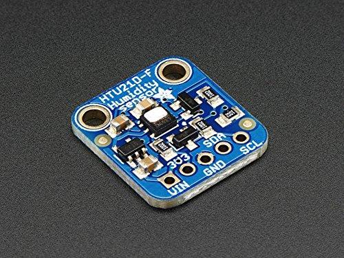 Adafruit HTU21D-F Temperature & Humidity Sensor Breakout Board [ADA1899] by Adafruit