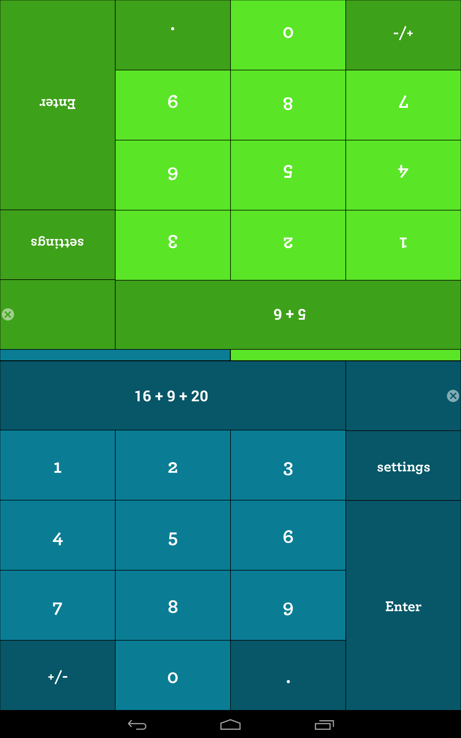 Amazon.com: Math Duel - Two Player Split Screen Mathematical Game ...