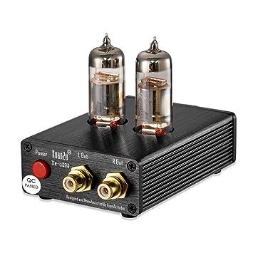 DollaTek Tubo de vacío Record Player MM Pre-Amplificador de Phono ...