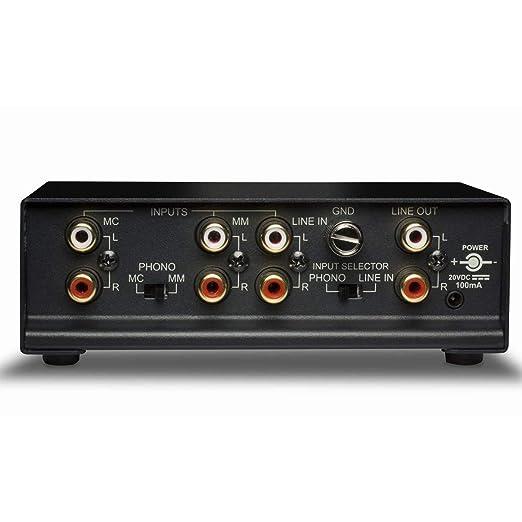 NAD PP4 Digital Phono USB Preamplificador Adaptador de Cable ...