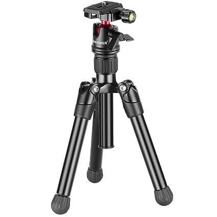 Neewer Treppiedi Portatile Compatto Videocamere
